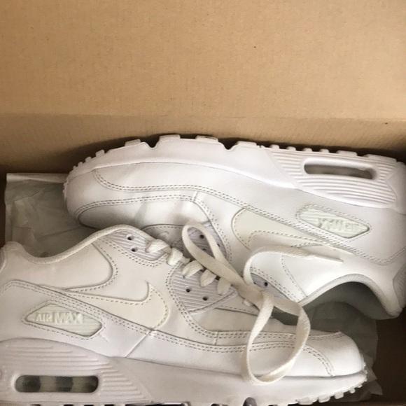 Nike Shoes Air Max 90 Ltr Gs 5y Poshmark